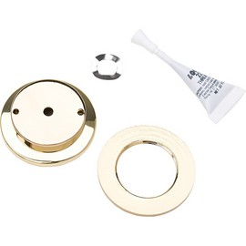 Push Button Assembly, high polished brass (NOT AVA